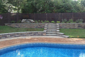 Annapolis Anne Arundel Maryland Residential Landscaping